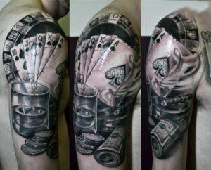 tatto poker 5