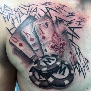tatto poker 1