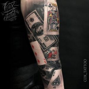 tatto poker 3