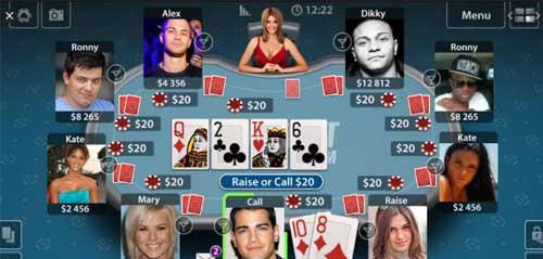 gambar texas poker